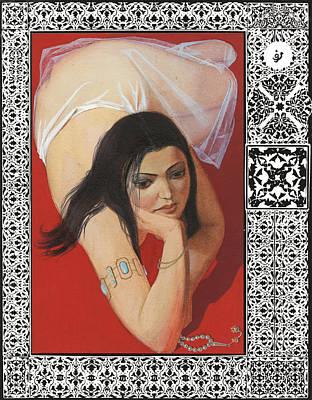 Arabian Nights - Scheherazade Poster