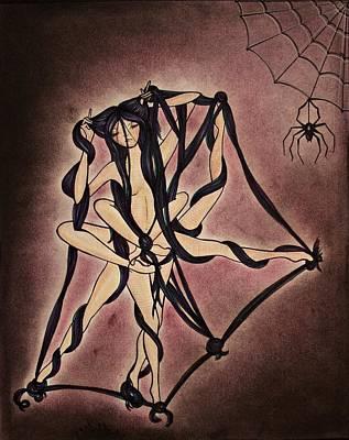 Arachne Poster by Summer Porter