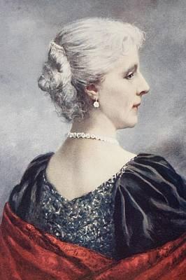 Archduchess Marie Henriette Anne Of Poster