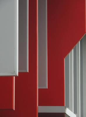 Architectural Rhythms Poster