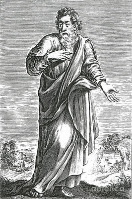 Archytas, Ancient Greek Polymath Poster