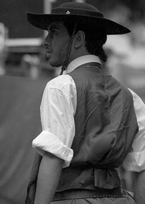 Argentine Cowboy  Poster