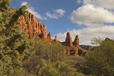 Arizona Outback 2 Poster by Mike McGlothlen