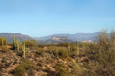 Arizona Remembered Poster by Gordon Beck