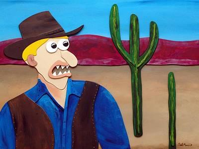 Arizona Poster by Sal Marino