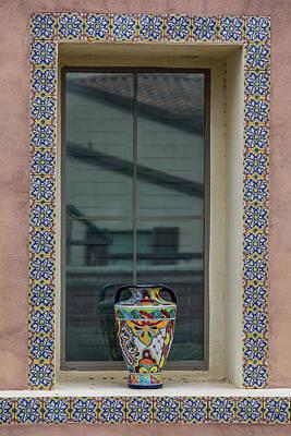 Arizona Window Poster by Paul Freidlund