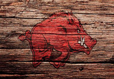 Arkansas Razorbacks Poster