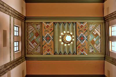 Art Deco East Anteroom Poster