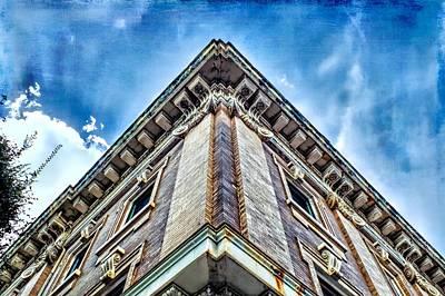 Art Deco Lexington Poster