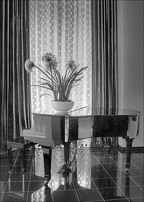 Art Deco - Piano Poster by Nikolyn McDonald