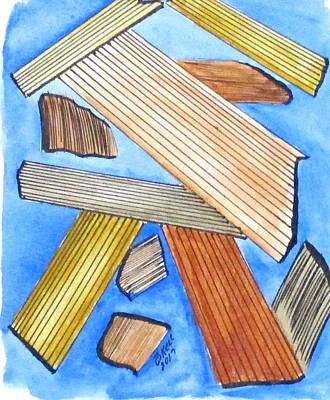 Art Doodle No. 24 Poster