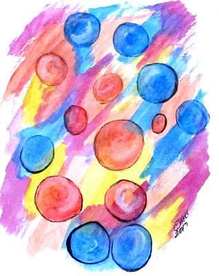Art Doodle No. 25 Poster