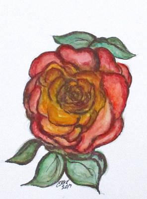 Art Doodle No. 30 Poster