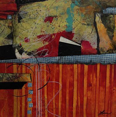 Art Studio Left Overs Poster by Laura Lein-Svencner