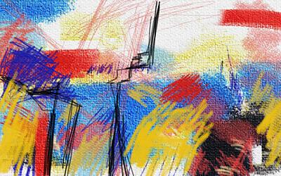 Artificios  Poster by Paul Sutcliffe