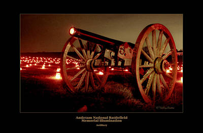 Artillery 91 Poster by Judi Quelland