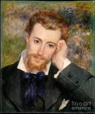 Artist Auguste Renoir Poster by Celestial Images