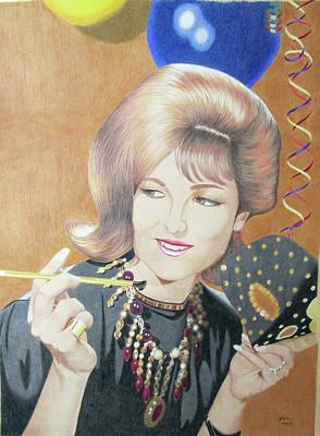 Artist's Mother Poster