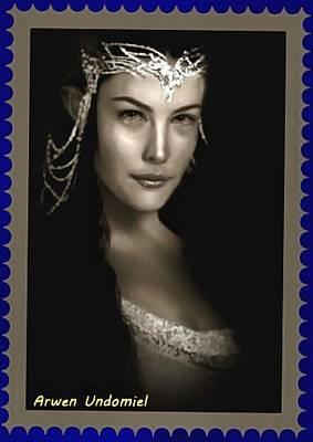 Arwen Undomiel Poster