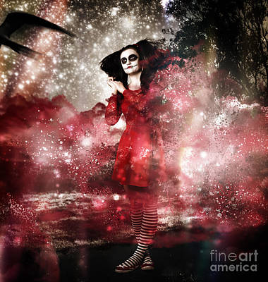 Ashes To Ashes And Dust To Dust Poster by Jorgo Photography - Wall Art Gallery