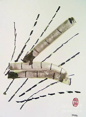 Ashi Ya Take-hen Poster by Roberto Prusso