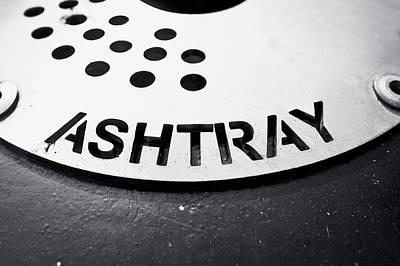 Ashtray Poster