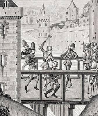 Assassination Of The Duke Of Burgundy Poster