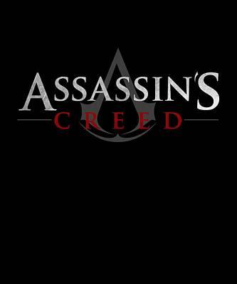 Assassin's Creed - Logo Poster by Ryan Tubilan