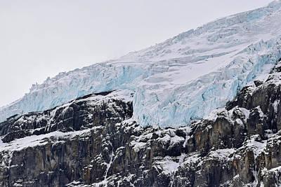 Athabasca Glacier No. 80-1 Poster