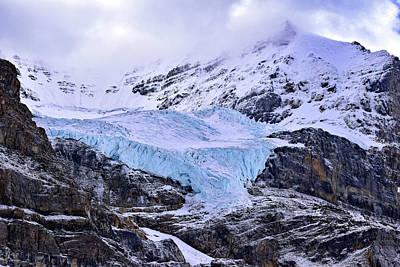 Athabasca Glacier No. 9-1 Poster