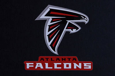 Atlanta Falcons Man Cave Atlanta Georgia Art Poster