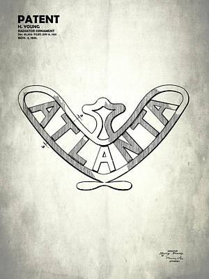 Atlanta Radiator Ornament 1931 Poster