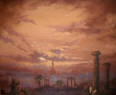Atlantis Faded Glory Poster