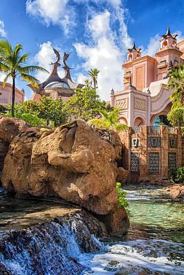 Atlantis Paradise Island - Nassau Poster