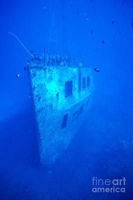 Atlantis Wreck Poster