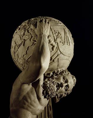 Atlas Poster by Roman School