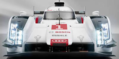 Audi R18 E Tron Poster
