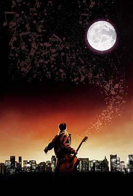 August Rush 2007 Poster by Caio Caldas