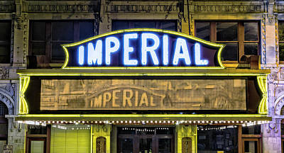 Augusta Imperial Poster