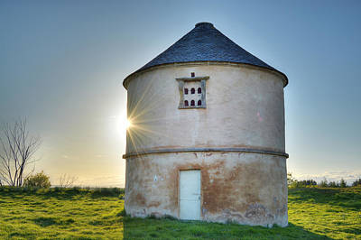 Auldearn Doocot Poster