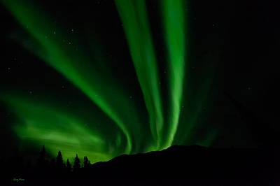 Aurora Borealis Poster by Gary Rose