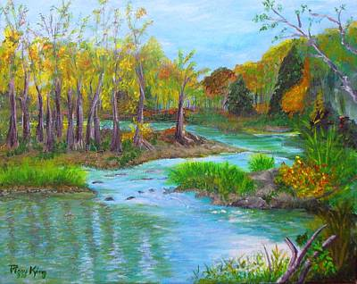Ausable River Poster