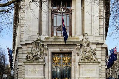 Australia House London Poster
