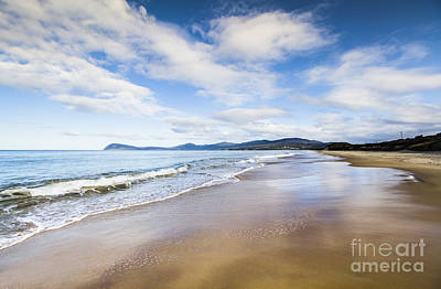 Australian Beach Paradise Poster by Jorgo Photography - Wall Art Gallery
