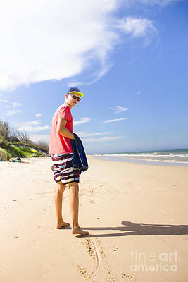 Australian Coast Traveller Poster by Jorgo Photography - Wall Art Gallery