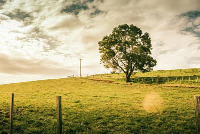 Australian Farm Charm Poster by Jorgo Photography - Wall Art Gallery
