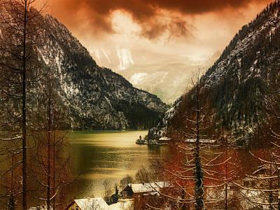 Austrian Paradise Poster