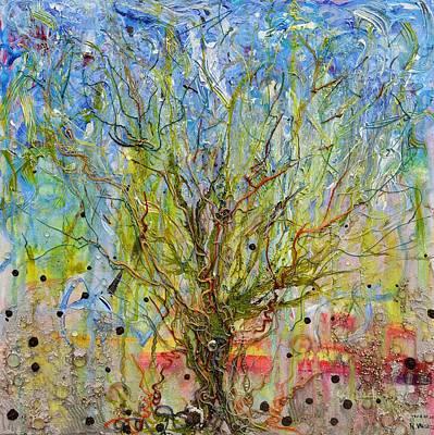 Autotroph Tree Of Life 1 Poster by Regina Valluzzi