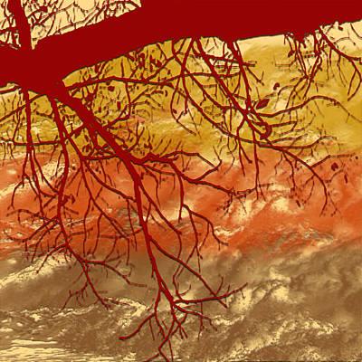 Autumn Art Poster by Milena Ilieva