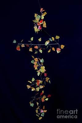 Autumn Aspen Isoceles II Poster